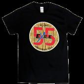 Exile Black No Limit 55 Anniversary Tee