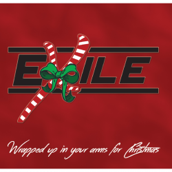 Exile Christmas CD- Wrapped Up In Your Arms For Christmas