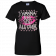 Exile Kiss You All Over Black Tee
