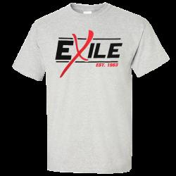 Exile Ash Est. 1963 Tee